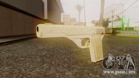Vintage Pistol GTA 5 para GTA San Andreas