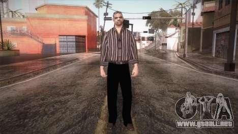 Taxman para GTA San Andreas segunda pantalla