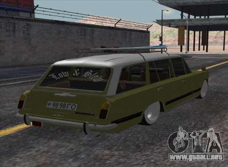 VAZ 2102 Resto para GTA San Andreas left