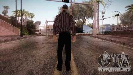 Taxman para GTA San Andreas tercera pantalla