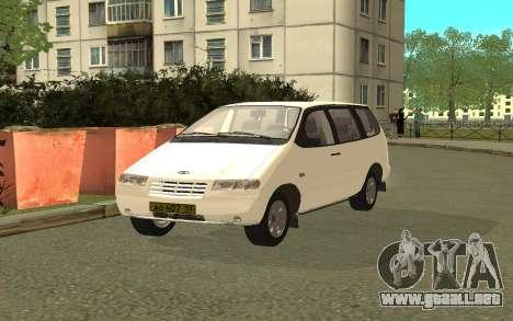 VAZ 2120 para GTA San Andreas