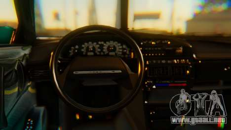 VAZ 2113 Stoke para la visión correcta GTA San Andreas