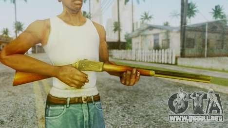 Rifle from Silent Hill Downpour para GTA San Andreas tercera pantalla