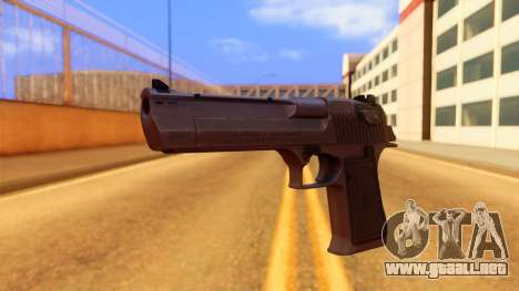 Atmosphere Desert Eagle para GTA San Andreas