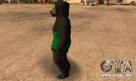 Fam Black para GTA San Andreas segunda pantalla