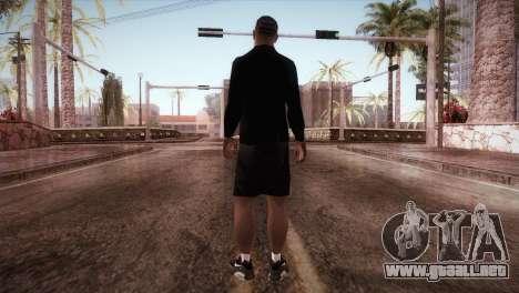 Sixty-ninth para GTA San Andreas tercera pantalla
