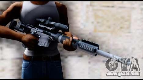 McMillan CS5 v2 para GTA San Andreas tercera pantalla