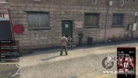 GTA 5 Trucking Missions 1.5 séptima captura de pantalla