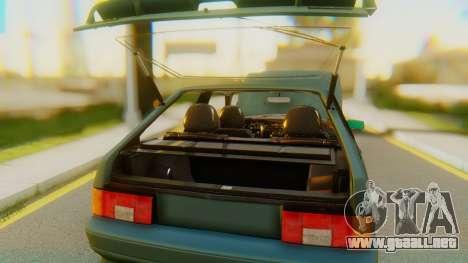 VAZ 2113 Stoke para la vista superior GTA San Andreas