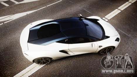 Arrinera Hussarya 2014 [EPM] para GTA 4 visión correcta