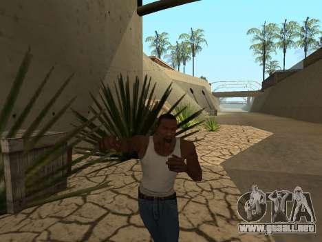 Ped.ifp Animación Gopnik para GTA San Andreas octavo de pantalla