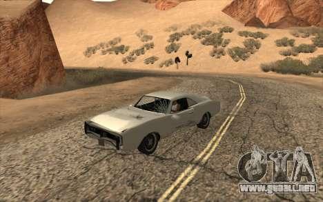 Imponte Dukes SA Style para la visión correcta GTA San Andreas