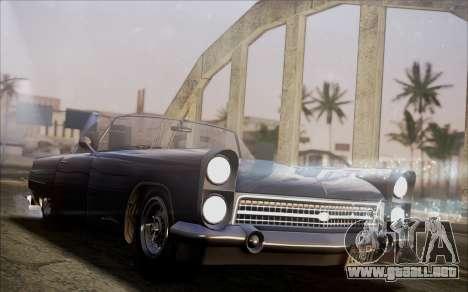 GTA 5 Vapid Peyote para la visión correcta GTA San Andreas