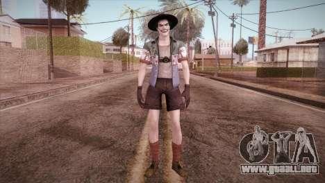 Joker para GTA San Andreas segunda pantalla