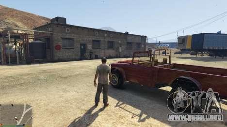 GTA 5 Trucking Missions 1.5 tercera captura de pantalla
