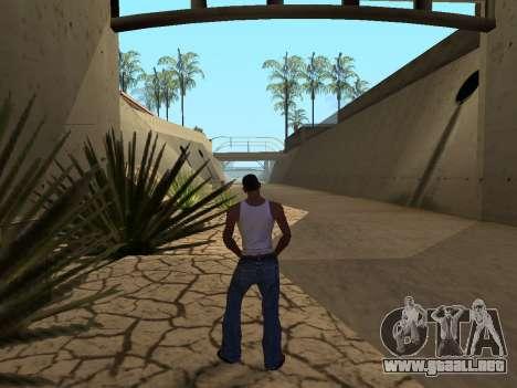 Ped.ifp Animación Gopnik para GTA San Andreas sucesivamente de pantalla
