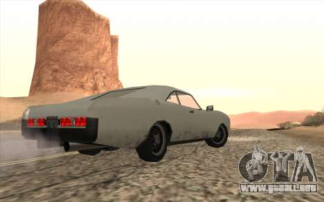 Imponte Dukes SA Style para GTA San Andreas left