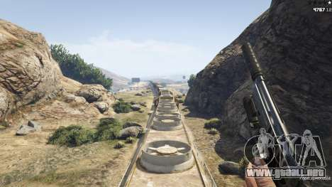 GTA 5 Improved freight train 3.8 séptima captura de pantalla