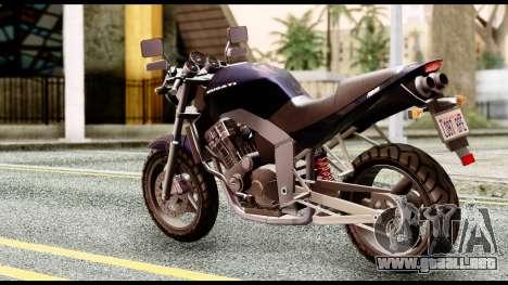 Ducati FCR-900 v4 para GTA San Andreas left