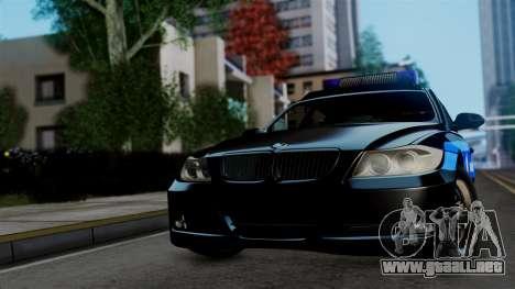 BMW 330i E46 YPX para GTA San Andreas