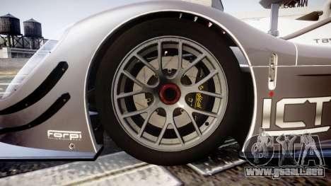 Radical SR8 RX 2011 [11] para GTA 4 vista hacia atrás