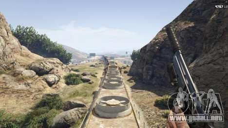 GTA 5 Improved freight train 3.8 octavo captura de pantalla