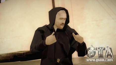 Mercenario de la mafia en la campana para GTA San Andreas