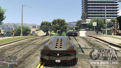GTA 5 Drag Race 1.2a quinta captura de pantalla