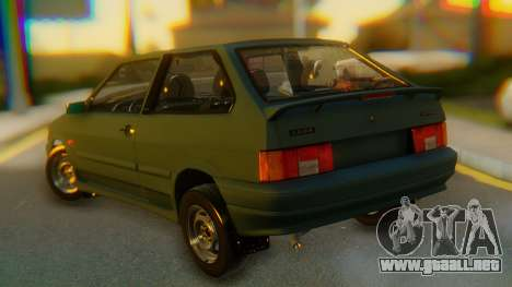 VAZ 2113 Stoke para GTA San Andreas left