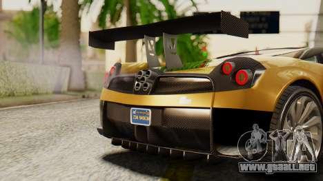 Pegassi Osyra Extra 2 para visión interna GTA San Andreas