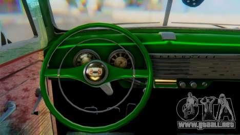 Chevrolet 3100 1951 Work para la visión correcta GTA San Andreas