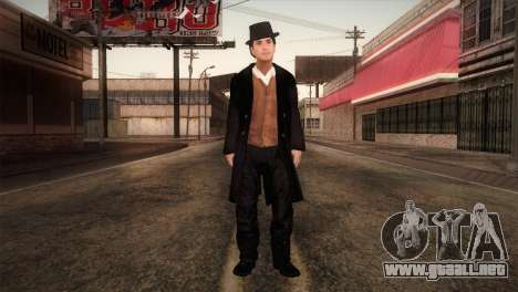 Dr. John Watson v2 para GTA San Andreas segunda pantalla