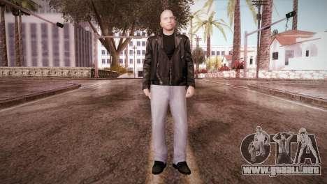 Fizruk para GTA San Andreas segunda pantalla