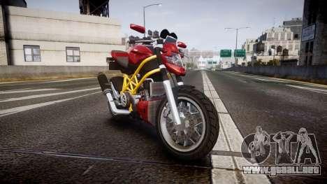 GTA V Principe Lectro para GTA 4