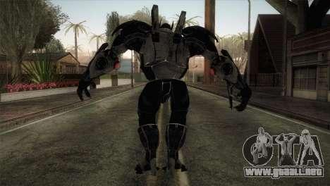 Batman Suit para GTA San Andreas tercera pantalla