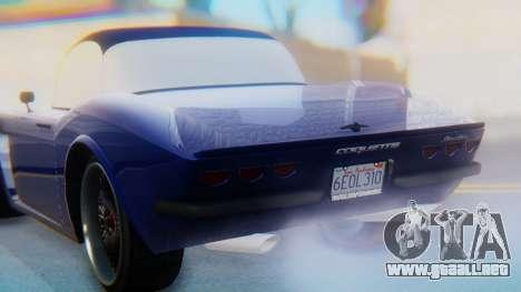 Invetero Coquette BlackFin v2 SA Plate para el motor de GTA San Andreas