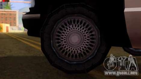 Police SA Premier para la visión correcta GTA San Andreas
