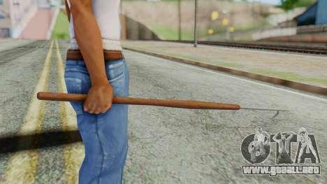 Hook from Silent Hill Downpour para GTA San Andreas segunda pantalla