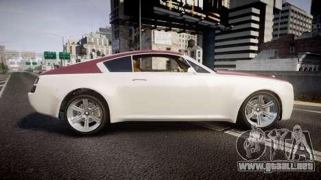 GTA V Enus Windsor para GTA 4 left