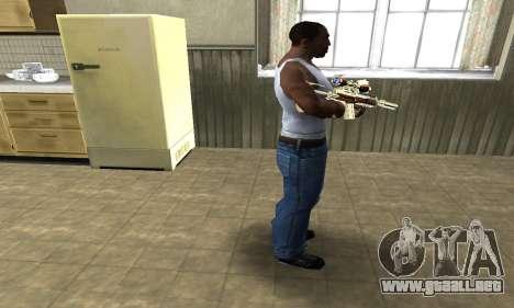 Sniper Fish Power para GTA San Andreas