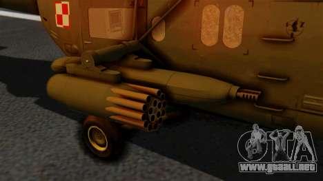 PZL W-3PL Grouse para la visión correcta GTA San Andreas