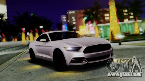 R.N.P ENB v0.248 para GTA San Andreas décimo de pantalla