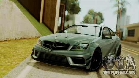 R.N.P ENB v0.248 para GTA San Andreas quinta pantalla