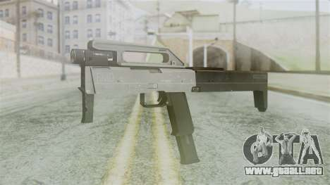 FMG-9 from Modern Warfare 3 para GTA San Andreas