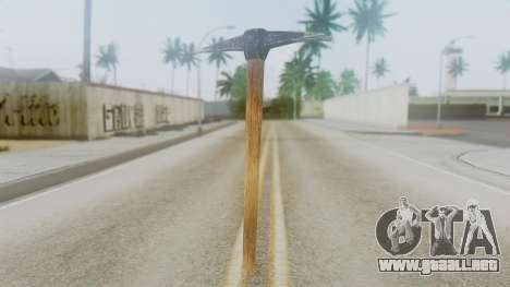 Red Dead Redemption Net para GTA San Andreas