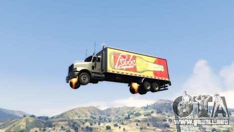 GTA 5 Vehicles Jetpack v1.2.2 tercera captura de pantalla