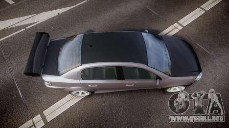 Declasse Premier RT para GTA 4 visión correcta
