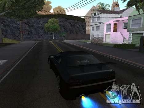 Nuevo sonido de nitro para GTA San Andreas