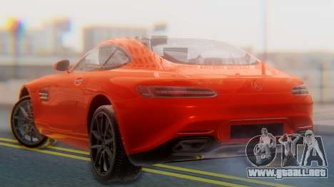 Mercedes-Benz SLS AMG GT para GTA San Andreas left