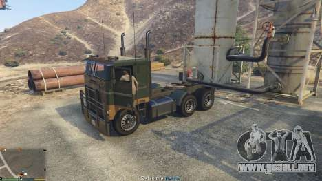 GTA 5 Trucking Missions 1.5 octavo captura de pantalla